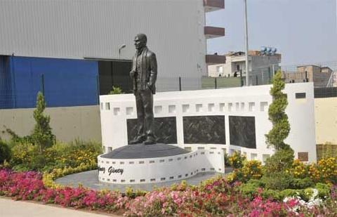 Mersin'de Yılmaz Güney Parkı Açıldı.